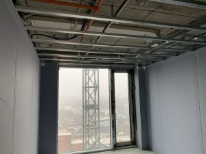 Drywallmachines-uk-SUSPENDED-CEILINGS-Manchester-City-Centre-Apartments (1)